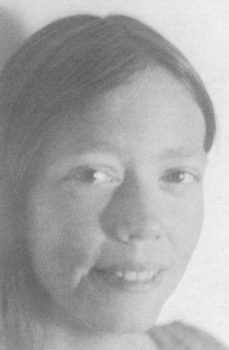 Portrait photo of Carla